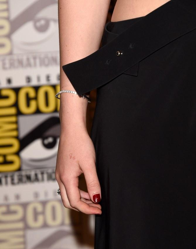 Le nouveau tatouage de Jennifer Lawrence