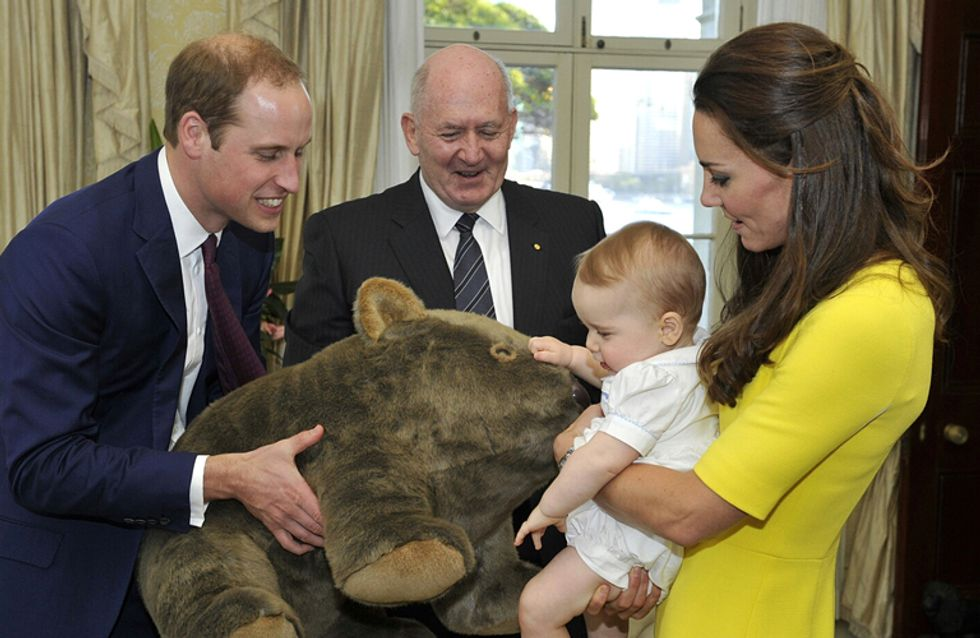 Prince William Talked About His Children In An Interview And It's Simply Adorable