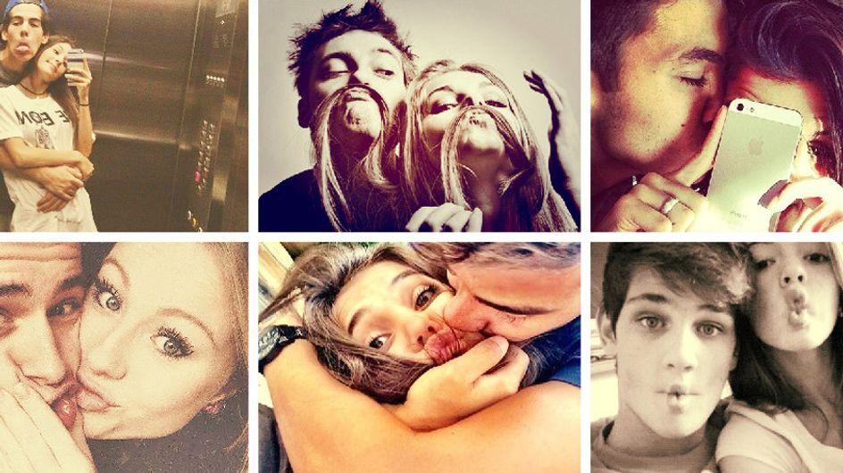 Aufgedeckt: Was Männer WIRKLICH denken, wenn wir peinliche Pärchen-Selfies schießen!