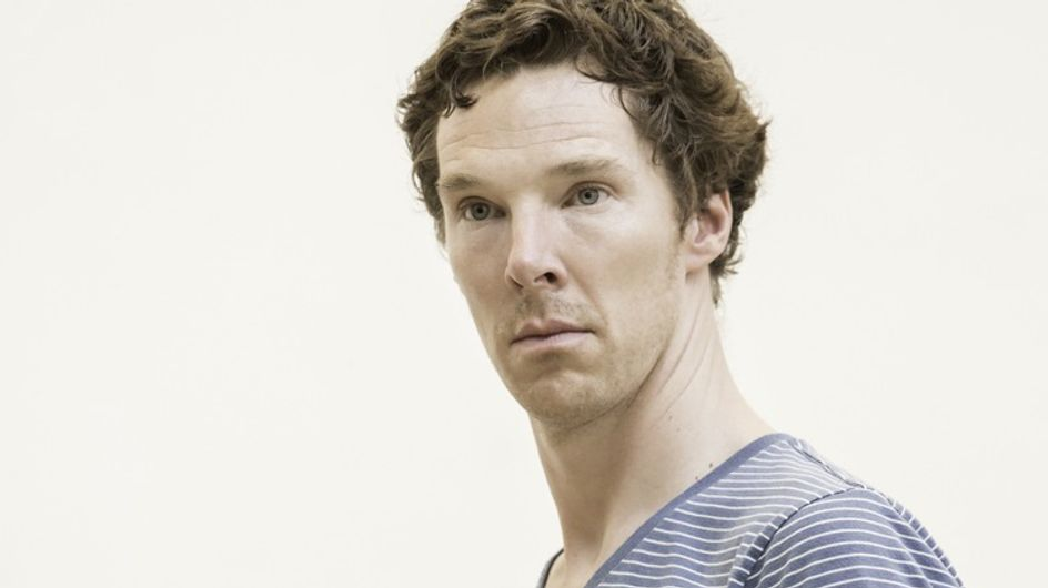 Check Out Benedict Cumberbatch Rehearsing For Hamlet