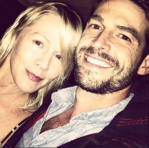 Jennie Garth et Dave Abrams