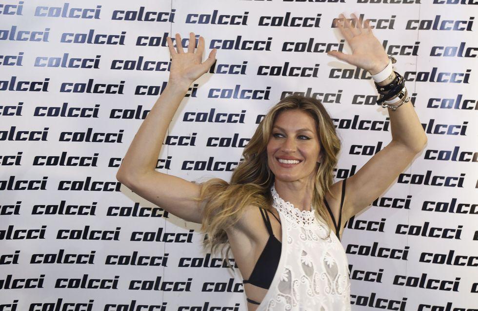 Gisele Bündchen, sexy sportive pour Under Armour (Photos)