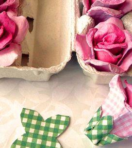 25 ideas para transformar cajas de huevos en objetos nuevos para nuestro hogar