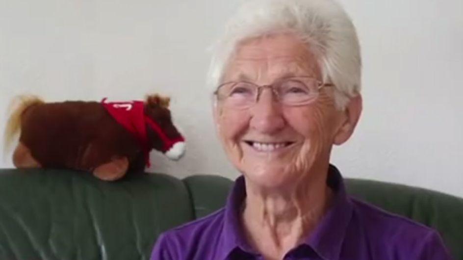 Diese Frau ist 89 Jahre alt! Ihr werdet nicht glauben, wozu sie noch im Stande ist