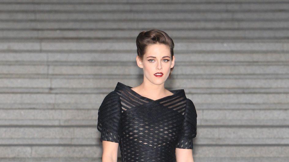 """Kristen Stewart : """"Couper mes cheveux m'a rendue plus sûre de moi"""""""