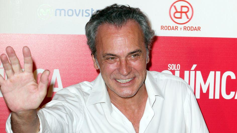 José Coronado: A mí se me conquista con buen corazón
