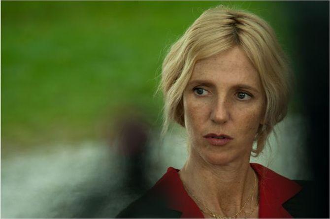 Sandrine Kiberlain dans le rôle de Carole - Floride