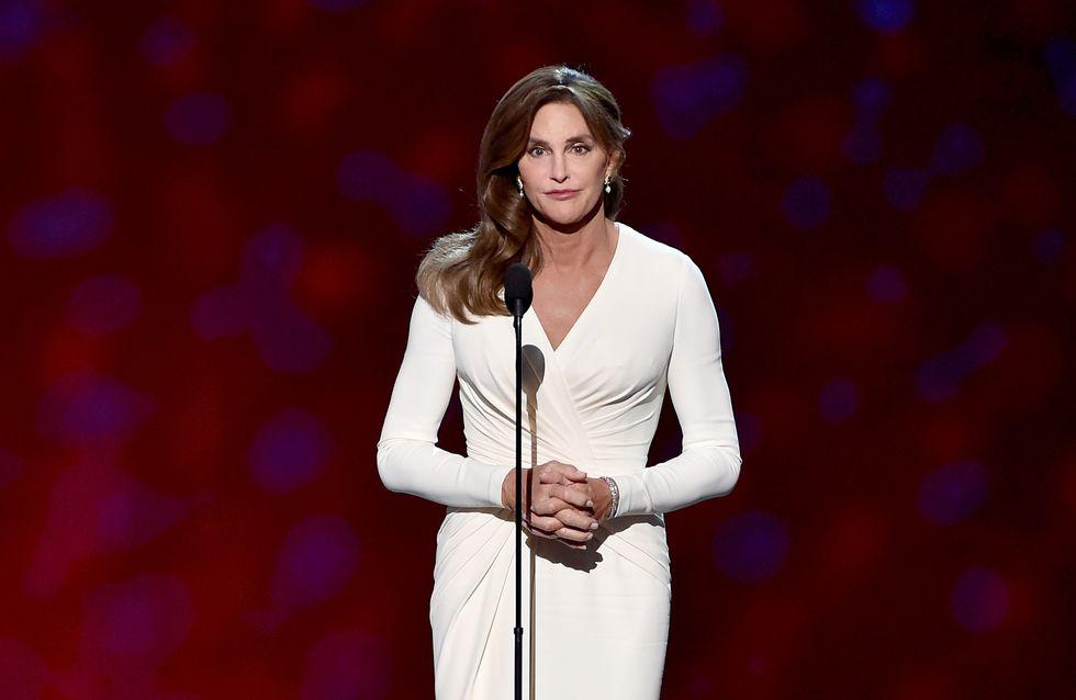 Caitlyn Jenner éblouissante et bouleversante aux ESPY Awards (Photos)