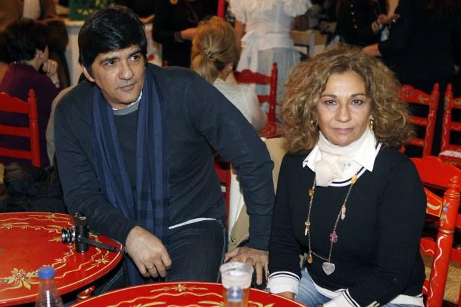 Lolita y Pablo Durán