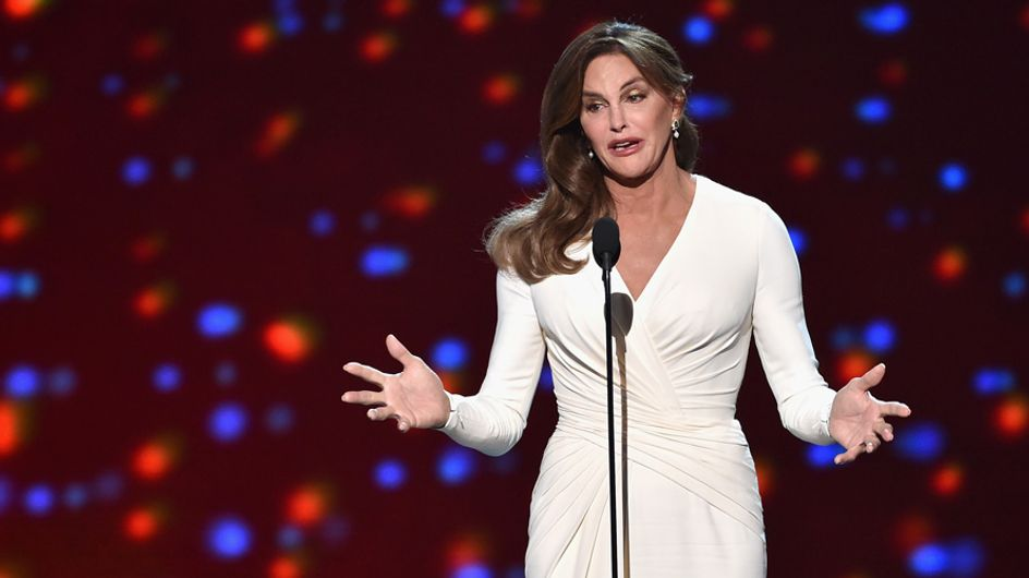 Caitlyn Jenner's Acceptance Speech At The ESPY Awards Had Us Bursting With Pride