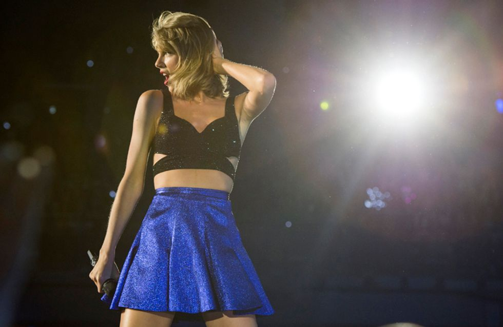 This Legend Uses Taylor Swift Lyrics To Do An Amazing Weather Forecast