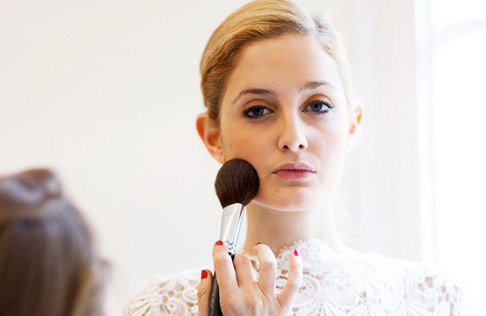 Antes y después del maquillaje para novias: El auténtico milagro divino de las bodas