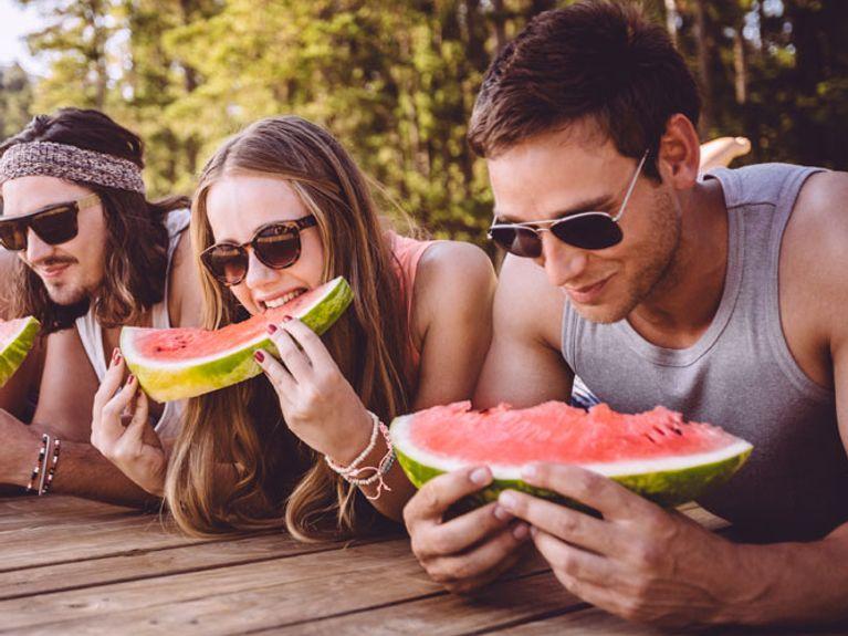que fruta es buena para bajar de peso rapido