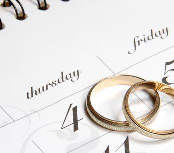 El papel del organizador de bodas