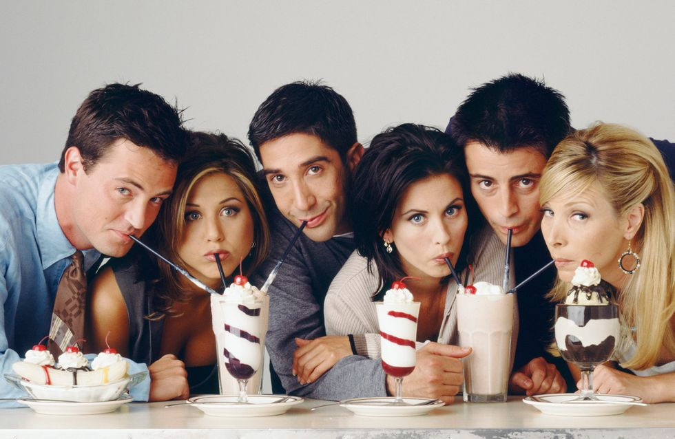 Teste: qual personagem de Friends você é?