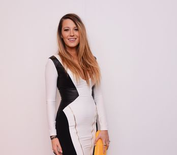 Blake Lively allaite sa fille sur Instagram (Photo)