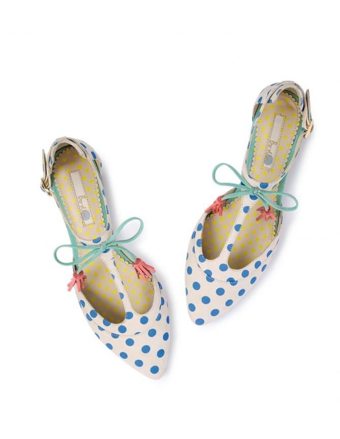 Ballerinas 'Alice' von Boden, ca. 77 €
