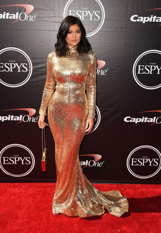 Kylie Jenner, le 15 juillet 2015