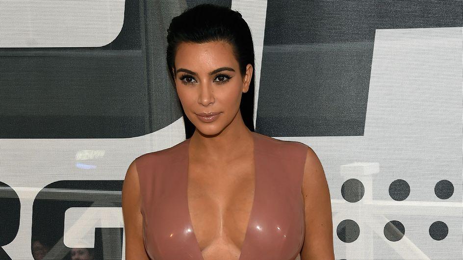 """Kim Kardashian se remémore son shooting """"porno"""" pour W Magazine (Photos)"""