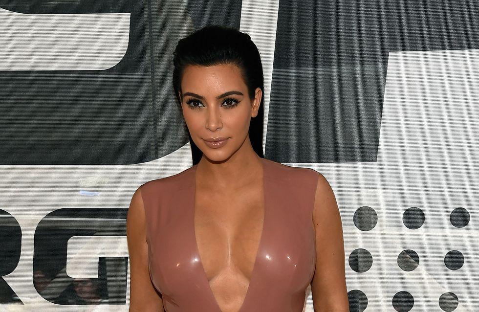 Kim Kardashian se remémore son shooting porno pour W Magazine (Photos)