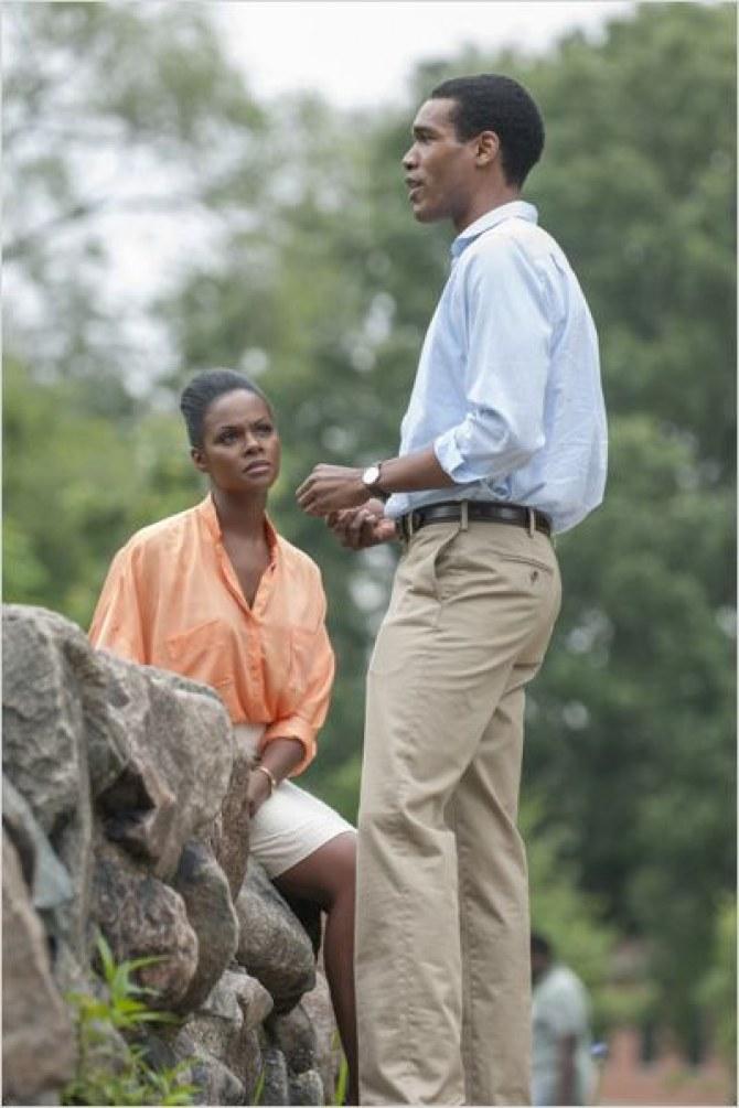 Biopic sur Michelle et Barack Obama