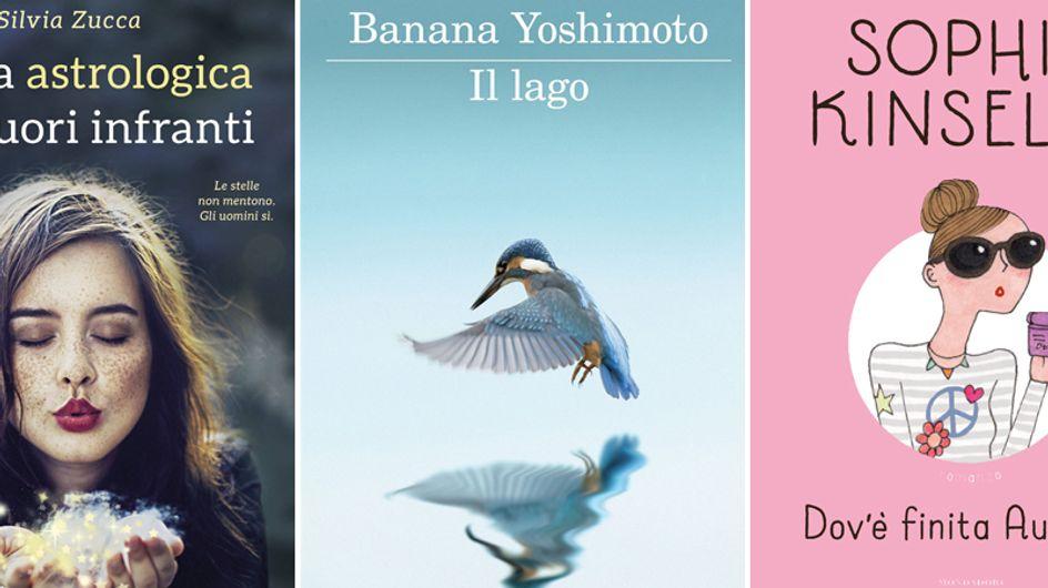 Letture per la spiaggia. Ecco 5 libri perfetti da portare sotto l'ombrellone!
