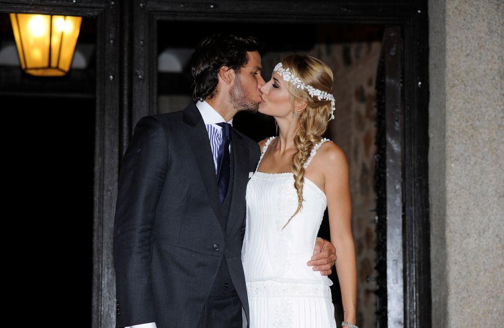 Así fue la boda de Alba Carrillo y Feliciano López
