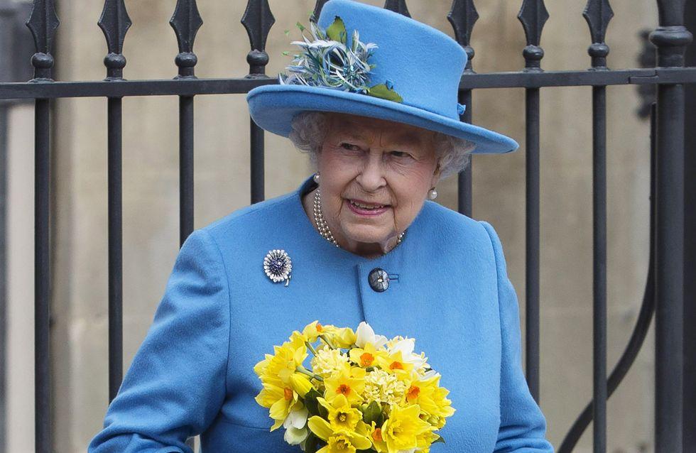 The Sun publie une image d'Elizabeth II faisant le salut nazi à 7 ans ! (Photo)