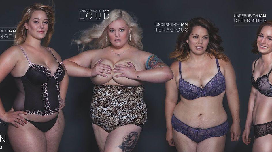 Amy Herrmann reivindica la perfección del cuerpo de las mujeres reales