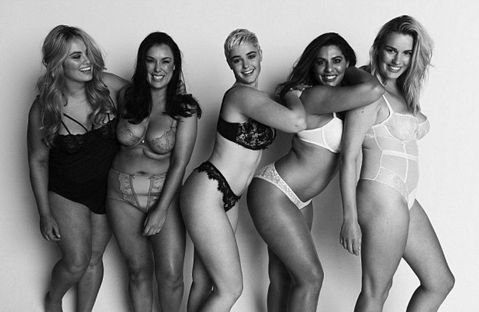 Schön ist, wer sich schön fühlt: Diese Frauen zeigen, was es heißt, seinen Körper zu lieben