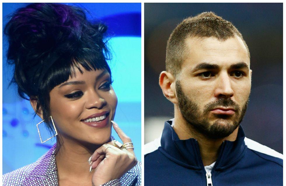 Rihanna et Karim Benzema, les premières indiscrétions sur leur romance
