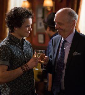 Eastenders 30/07 - Paul tells Les that Claudette must stay away