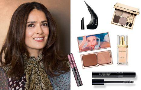 Copia el maquillaje de Salma Hayek