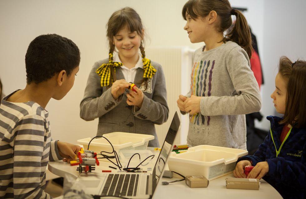 Magic Makers : un atelier de codage pour mini-geeks
