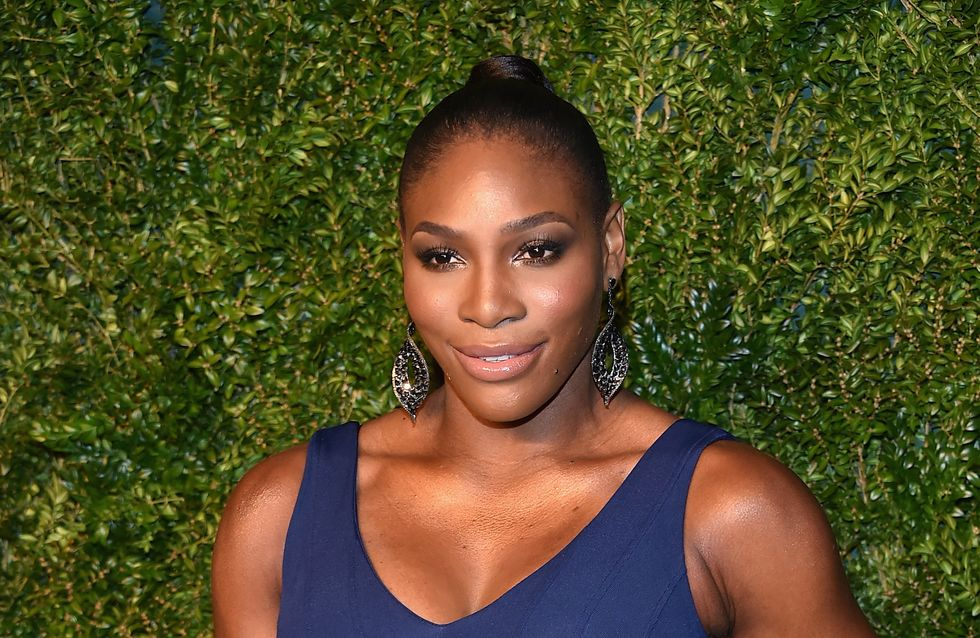Serena Williams féline et féminine en maillot (Photos)
