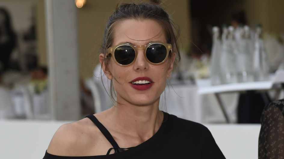 On copie le look grungy de Charlotte Casiraghi