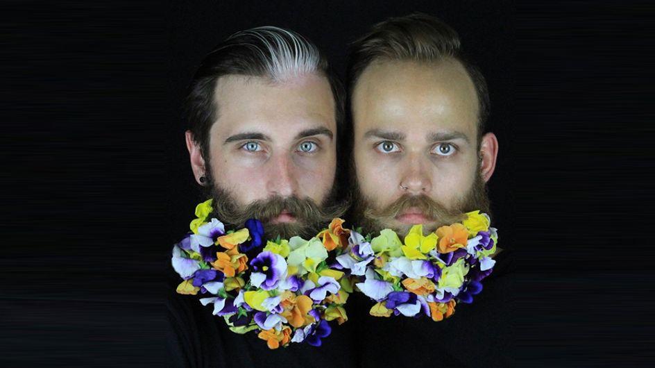 Decoración para barbas. ¿Se nos está yendo de las manos?