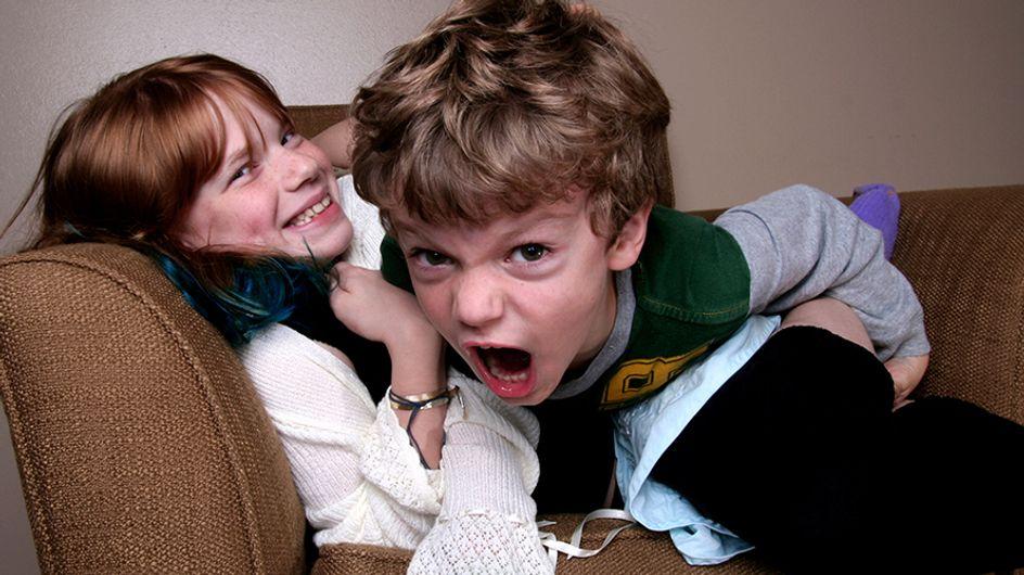 16 coisas com que só quem tem irmão pequeno entende