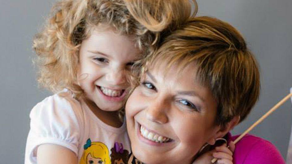 Diese krebskranke Mutter hinterlässt rührende Botschaften für ihr Kind