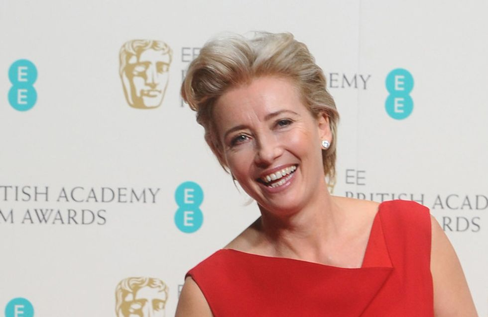 Emma Thompson Just Shut Down Sexism In Hollywood Like A BOSS