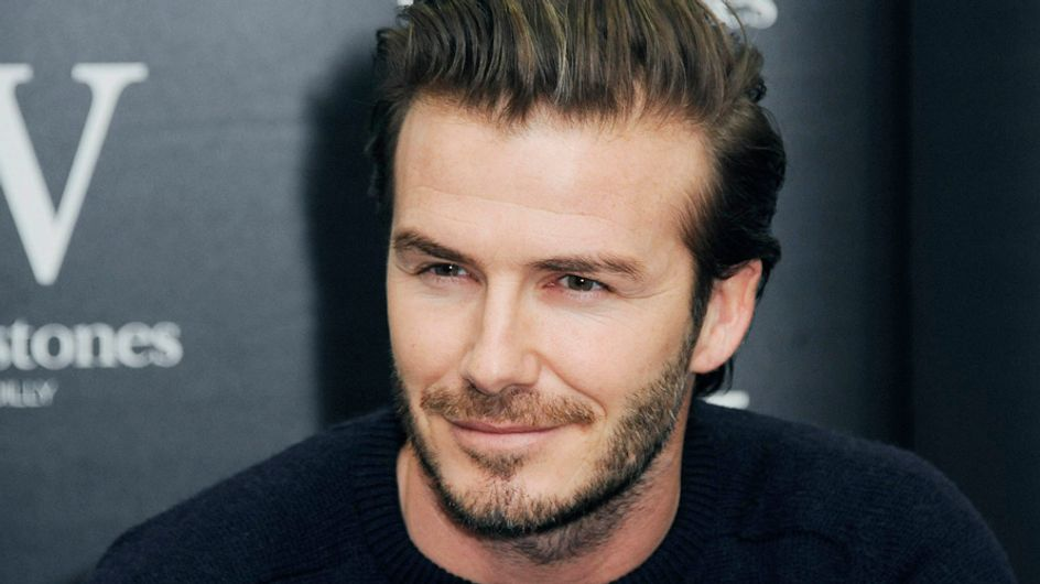 David Beckham Gave A Family In Need $100K And We Don't Think We Could Be More In Love With Him