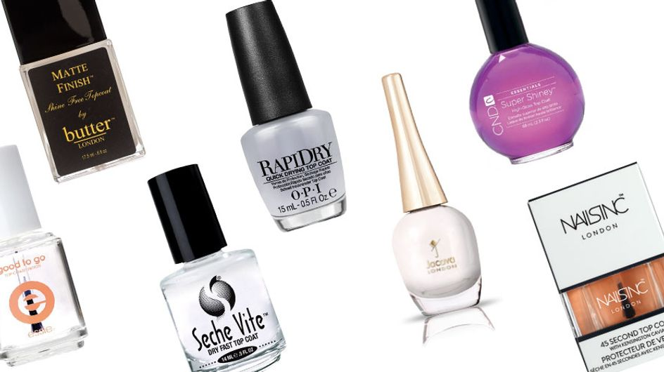 7 Non-Chip Nail Polish Top Coats That Really Work