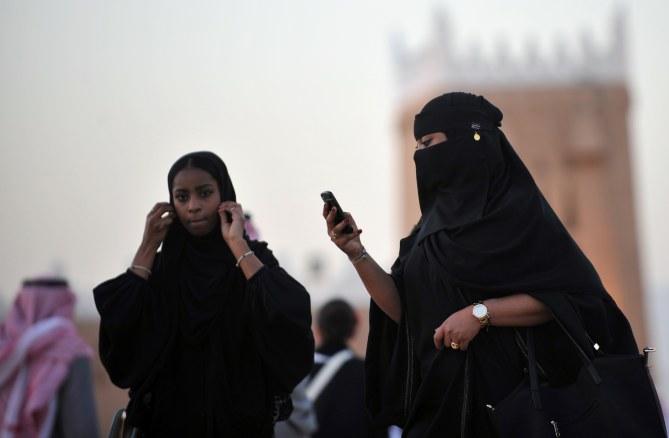 Le harcèlement de deux Saoudiennes fait scandale