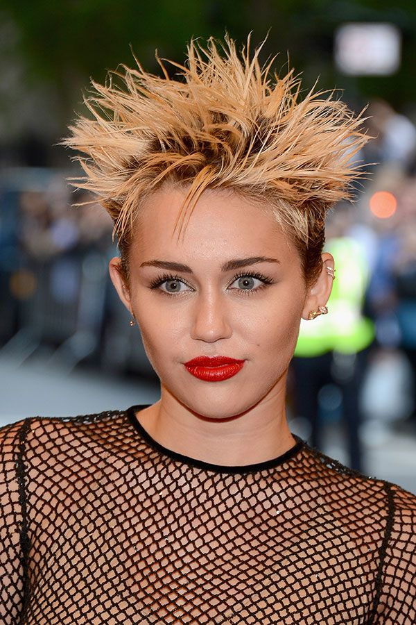 Miley Cyrus Hair: From Disney Locks To Her Badass Buzzcut