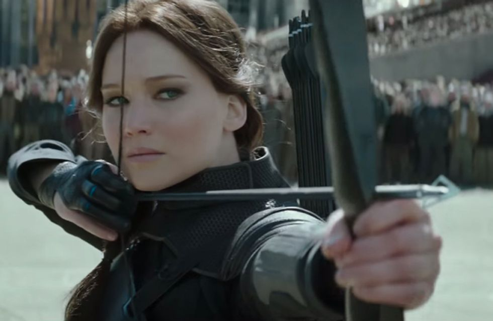 New Hunger Games: Mockingjay Part 2 Trailer Is Released And It Is On Fire