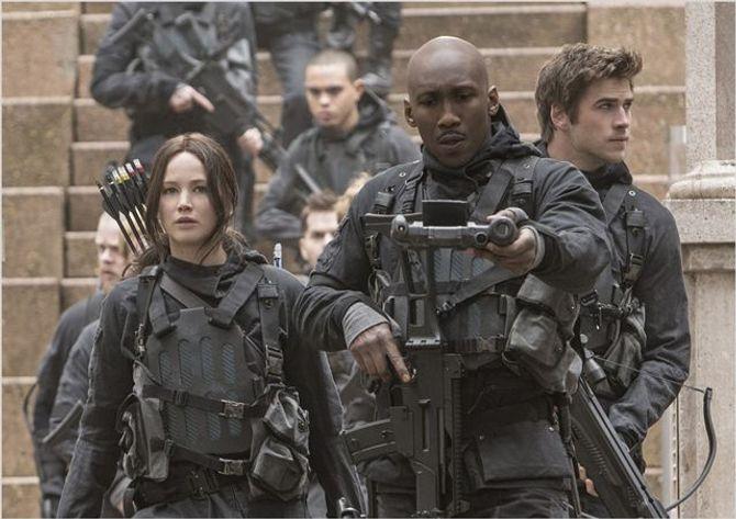 Hunger Games 4.