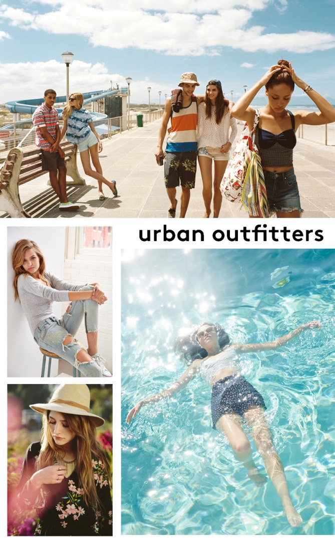 Lässig, trendy, cool: Modelabel Urban Outfitters