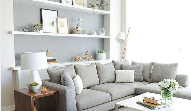 Kleines Wohnzimmer? So kannst du es clever einrichten