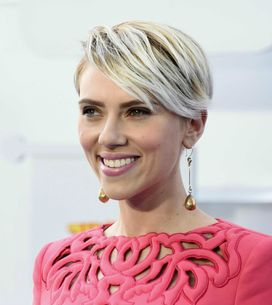 Scarlett Johansson change de coiffure (Photo)