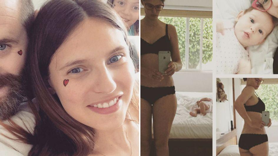 """Balti, una foto in lingerie per rispondere alle polemiche sul peso: """"Amo il mio corpo!"""""""